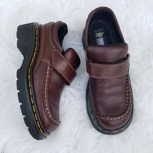 Doc Marten Brown Air Cushioned Sole Shoes